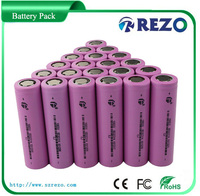 CE UL MSDS approved Shenzhen 18650 battery , 2600mAh 18650 3.7V battery , lithium ion battery cell 18650
