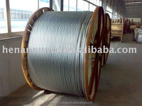 overhead Aluminum core duplex xlpe insulated 95mm2 ABC cable