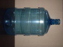 5 Gallon PET Bottle, Screw Cap or Snap Cap, Blue or Clear color