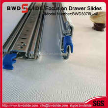 BWD3076L-40 38mm Width Over Extension Precision Stainless Steel Oven Telescopic Slide