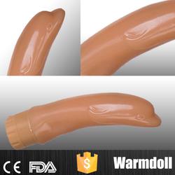 Pink Dolphin Sex Toy Animal Shape Dildo Vibrators
