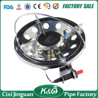 Hot sale in ningbo gas cooktop with autolight CS-003