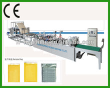 Top Quality Automatic High Speed Two Side Seal Kraft Paper Bubble Envelope Making Machine