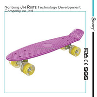 "Sports Retro Plastic 22"" Penny Cruiser Skateboard"