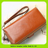 14293D Hot selling famous brand ladies wallet in khaki color