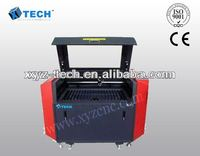 low cost plastic laser cutting machine with CE XJ-6090