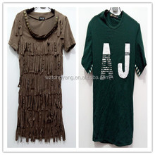 second hand used cloth slim fit clothes wholesale ladies fancy items
