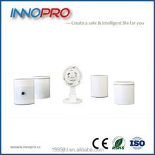 Intelligent wireless home burglar security alarm system with IP camera (INNOPRO- BAMBOO)