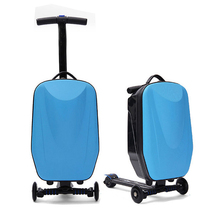 New design trolley travel luggage, Hard trolley case