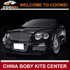 For Bentley Continental GT ASI Style Fiber Glass Carbon Fiber Front Bumper