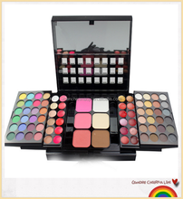 2015 Wholesale!!! High quality 78 colors palette mineral eyeshadow shiner for sale