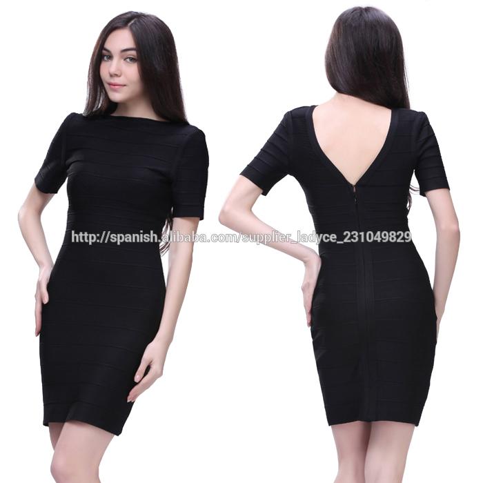 Dise o corto elegante apretado vestido de noche musulm n - Diseno alta costura ...