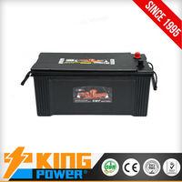 12V150AH sealed calcium auto battery N150MF