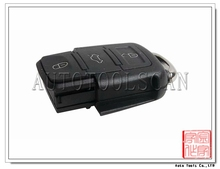 (AK001005) Auto remote card key 3B for VW key 1 J0 959 753 AH part number 434 Mhz