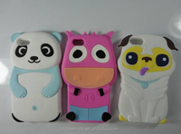 Silicone Rubber Soft Cover Panda Gel Skin Case