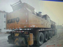 Used condition Year 1998 Kato NK1600E 160t all terrain crane second hand KATO 160t all terrain crane for sale in Shanghai
