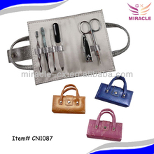 Handbag Manicure set for women Mother's Day gift fashion ladies gift items