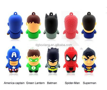 2015 ODM Customize pvc usb with low cost / usb hard disk