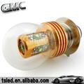 Carro levou luz 25w, p15d 50w lâmpadas automotivas