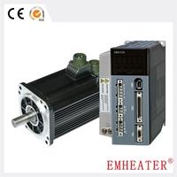 200V 220V 230V 240V single or 3-phase ac powerful servo motors and drive