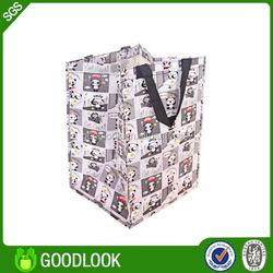 folding non woven pp woven bag cosmetic bag GL101