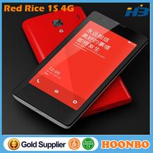 100% Original Unlocked RED RICE 1S Alibaba In Spanish More Xiaomi MI3 MI4 Celular Telephone Hongmi Red Rice 1S Qualcomm MSM8628