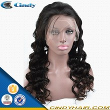 short styles natural black supreme loose spiral curl mono top lace wigs