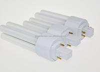 360 degree 8w 2pin g24d-2 led pl lamp replace plc 4 pin led g24 lamp