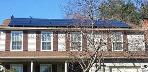 bestsun kaliteli 15kw watt başına fiyat Hindistan güneş panelleri
