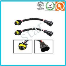 Car Headlights Conversion Plug Auto Wiring Harness Connector
