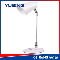 free sample china High-end LED Table Lamp 6W retro table lamp scroll work round