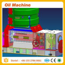 high quality machines mechanical extraction of vegetable oil ,oil presses for different source of vegetable oil