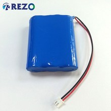 3S1P rechargeable battery 12v 1.5ah ,portable 12v deep cycle battery pack