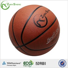 Zhensheng Full Size Composite Leather Basketballs