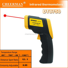 Cheerman manufacturer high temperature digital thermometer with 12 months warranty time