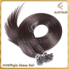 Factory direct nano ring hair extension accept sample order