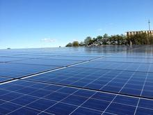 green energy no pollution 10kw solar panel system solar power system