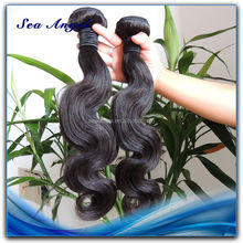 Body Wave Popular Style 7A Quality Natural Brazilian Hair Pieces