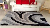 floral pattern washable carpet tiles