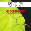 Non toxic cvc flame retardant reflective high visibility fabric