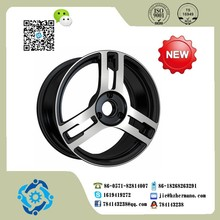 Silver Automobile Forged of aluminum alloy wheel rim 17*7.0