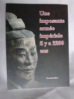 Frence pictures book of terracotta warriors