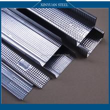 steel stud sizes metric