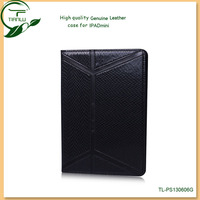 For ipad covers wholesale, for apple ipad mini protective phone case, factory direct selling,real leather cover for ipad mini