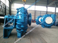 Centrifugal desulphurization FGD circulation lime slurry Pumps for absorbent tower in power plant