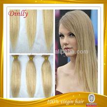 estilo de la venta caliente del pelo en España Onda del cuerpo pelo remy indio virginal