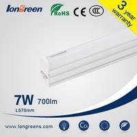 led manufacturer milky linear diffuser high heat temperature led lights T5 0.6M 0.9M bmc light t5