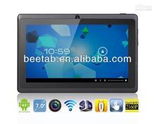 2014 hotsale 7 marvel tablet pc games download