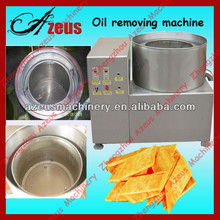 fried food de-oiler from Azeus Machinery Company