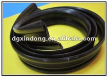 Shockproof Automotive EPDM Rubber Seal Strip
